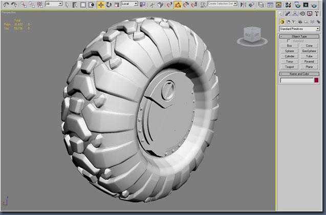 Tyre Modelling